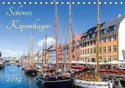 Schönes Kopenhagen (Tischkalender 2019 DIN A5 quer) von Weber - ArtOnPicture,  Andreas