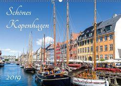 Schönes Kopenhagen (Wandkalender 2019 DIN A2 quer) von Weber - ArtOnPicture,  Andreas
