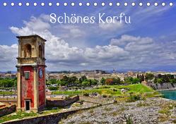 Schönes Korfu (Tischkalender 2020 DIN A5 quer) von Fornal,  Martina