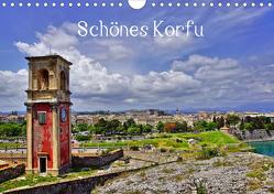 Schönes Korfu (Wandkalender 2020 DIN A4 quer) von Fornal,  Martina