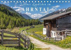 Schönes Landleben im Ahrntal (Tischkalender 2019 DIN A5 quer) von Mueringer,  Christian