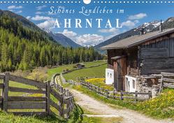 Schönes Landleben im Ahrntal (Wandkalender 2021 DIN A3 quer) von Mueringer,  Christian