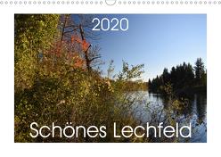 Schönes Lechfeld (Wandkalender 2020 DIN A3 quer) von Andreas Lederle,  Kevin