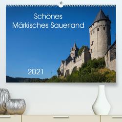 Schönes Märkisches Sauerland (Premium, hochwertiger DIN A2 Wandkalender 2021, Kunstdruck in Hochglanz) von Rein,  Simone