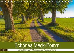 Schönes Meck-Pomm (Tischkalender 2019 DIN A5 quer) von Smith,  Sidney
