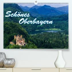 Schönes Oberbayern (Premium, hochwertiger DIN A2 Wandkalender 2020, Kunstdruck in Hochglanz) von Thiele,  Ralf-Udo