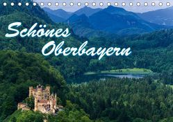 Schönes Oberbayern (Tischkalender 2019 DIN A5 quer) von Thiele,  Ralf-Udo