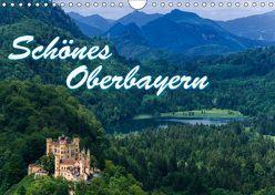 Schönes Oberbayern (Wandkalender 2019 DIN A4 quer) von Thiele,  Ralf-Udo