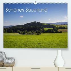 Schönes Sauerland (Premium, hochwertiger DIN A2 Wandkalender 2021, Kunstdruck in Hochglanz) von Rein,  Simone