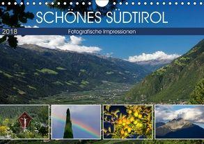 Schönes Südtirol (Wandkalender 2018 DIN A4 quer) von Jäger,  Anette/Thomas