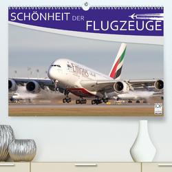 Schönheit der Flugzeuge (Premium, hochwertiger DIN A2 Wandkalender 2021, Kunstdruck in Hochglanz) von Philipp,  Daniel