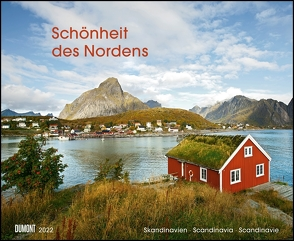 Schönheit des Nordens 2022 – Wandkalender 52 x 42,5 cm – Spiralbindung