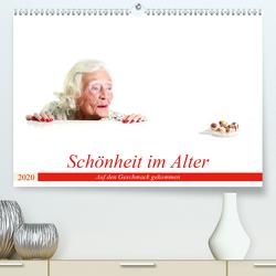 Schönheit im Alter – Auf den Geschmack gekommen (Premium, hochwertiger DIN A2 Wandkalender 2020, Kunstdruck in Hochglanz) von Vincke,  Andreas