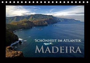Schönheit im Atlantik – Madeira (Tischkalender 2018 DIN A5 quer) von Janka,  Rick