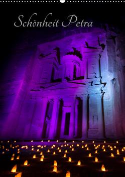 Schönheit Petra (Wandkalender 2019 DIN A2 hoch) von N.,  N.