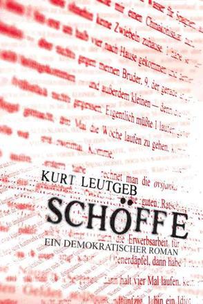 Schöffe von Leutgeb,  Kurt