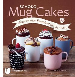 Schoko Mug Cakes von Mahut,  Sandra