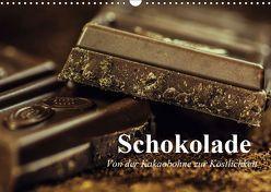 Schokolade. Von der Kakaobohne zur Köstlichkeit (Wandkalender 2019 DIN A3 quer) von Stanzer,  Elisabeth