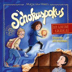 Schokuspokus 1: Der geheime Kakaoklau von Nachtmann,  Julia, von Vogel,  Maja