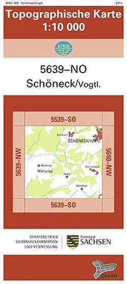 Schöneck/Vogtl. (5639-NO)