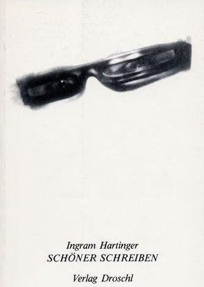 Schöner schreiben von Hartinger,  Ingram