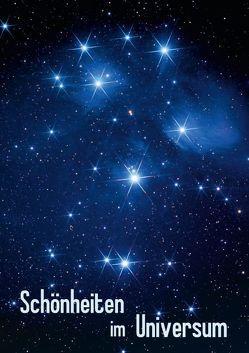 Schönheiten im Universum (Posterbuch DIN A2 hoch) von MonarchC,  k.A.