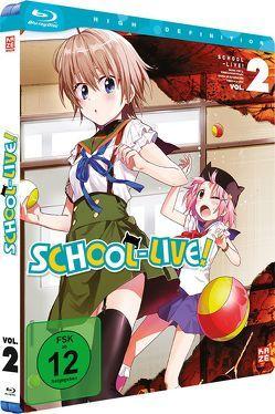 School-Live! – Blu-ray 2 von Ando,  Masaomi