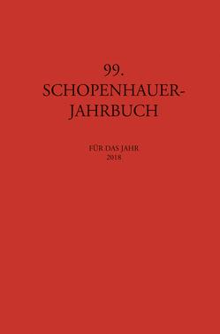 Schopenhauer Jahrbuch von Birnbacher,  Dieter, Kossler,  Matthias