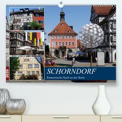 Schorndorf, romantische Stadt an der Rems (Premium, hochwertiger DIN A2 Wandkalender 2020, Kunstdruck in Hochglanz) von Huschka,  Klaus-Peter
