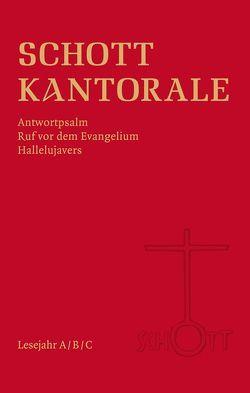 SCHOTT-Kantorale von Schmitz,  Heinz-Walter