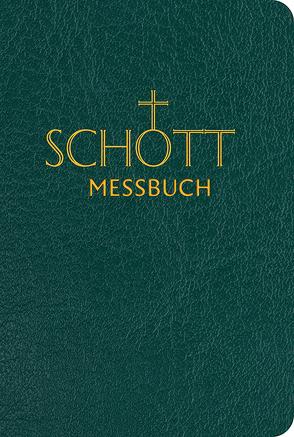 SCHOTT Messbuch für die Sonn- und Festtage des Lesejahres B von Benediktiner der Erzabtei Beuron