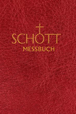SCHOTT-Messbuch für die Sonn- und Festtage des Lesejahres C von Benediktiner der Erzabtei Beuron