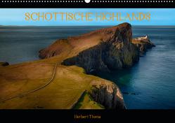 SCHOTTISCHE HIGLANDS (Wandkalender 2020 DIN A2 quer) von Thoma,  Herbert