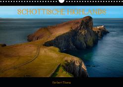 SCHOTTISCHE HIGLANDS (Wandkalender 2020 DIN A3 quer) von Thoma,  Herbert