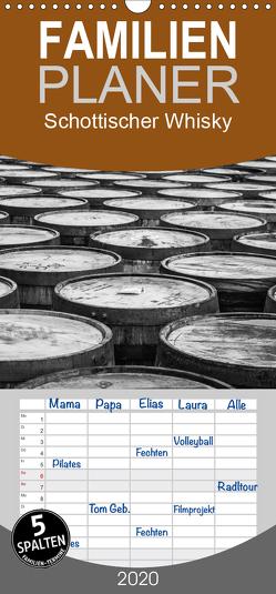 Schottischer Whisky – Familienplaner hoch (Wandkalender 2020 , 21 cm x 45 cm, hoch) von Kaiser,  Ralf