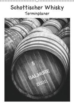 Schottischer Whisky – Terminplaner (Wandkalender 2019 DIN A2 hoch) von Kaiser,  Ralf