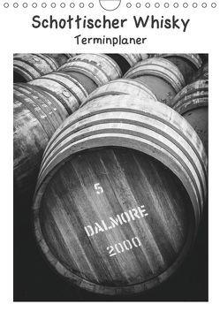 Schottischer Whisky – Terminplaner (Wandkalender 2019 DIN A4 hoch) von Kaiser,  Ralf