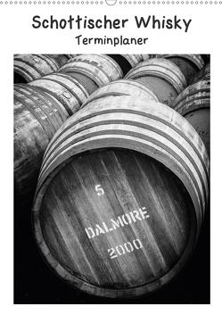 Schottischer Whisky – Terminplaner (Wandkalender 2021 DIN A2 hoch) von Kaiser,  Ralf