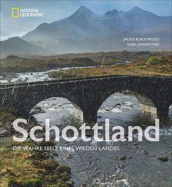 Schottland von Blackwood,  Jackie, Johaentges,  Karl
