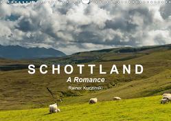 SCHOTTLAND – A ROMANCE (Wandkalender 2021 DIN A3 quer) von Kuczinski,  Rainer