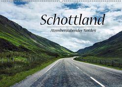 Schottland, Atemberaubender Norden (Wandkalender 2019 DIN A2 quer)