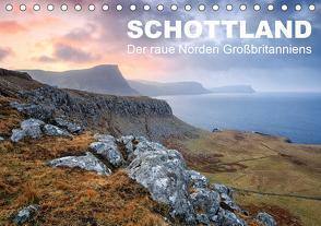 Schottland: Der raue Norden Großbritanniens (Tischkalender 2020 DIN A5 quer) von Aust,  Gerhard