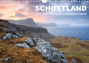 Schottland: Der raue Norden Großbritanniens (Wandkalender 2020 DIN A4 quer) von Aust,  Gerhard