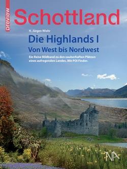 Schottland – Die Highlands I von Wiehr,  Hans Jürgen