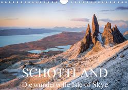 Schottland – Die wundervolle Isle of Skye (Wandkalender 2020 DIN A4 quer) von Wrobel,  Nick