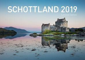 Schottland Exklusivkalender 2019 (Limited Edition)