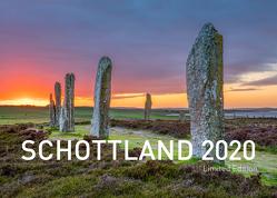 Schottland Exklusivkalender 2020 (Limited Edition) von Sarti,  Alessandra