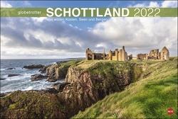 Schottland Globetrotter Kalender 2022 von Heye