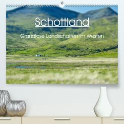 Schottland – grandiose Landschaften im Westen (Premium, hochwertiger DIN A2 Wandkalender 2020, Kunstdruck in Hochglanz) von Schaefer,  Anja
