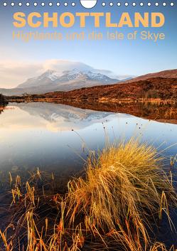 Schottland: Highlands und die Isle of Skye (Wandkalender 2019 DIN A4 hoch) von Aust,  Gerhard